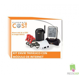 Kit EnviR trifásico + NetSmart