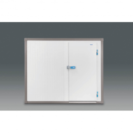 Cámara frigorífica congelación de 1,40x3,80m