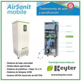 KEYTER KFB 0100 HEPA+DETOX+UVC-OPTIMUM
