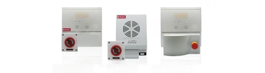 Alarmas cámaras frigoríficas