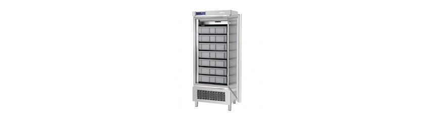 Armarios frigoríficos para pescado
