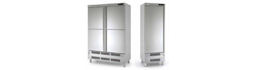 Armarios frigoríficos helados