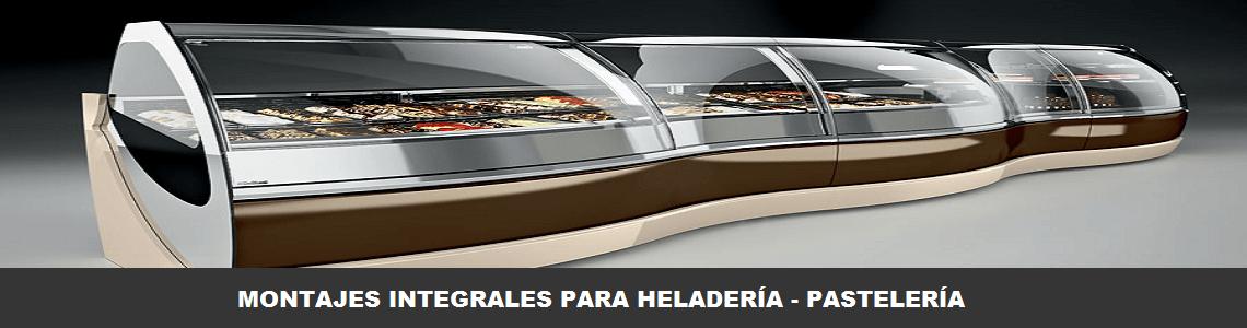 MONTAJES INTEGRALES HELADERIA